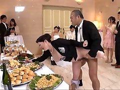 Kinky Asian Marriage