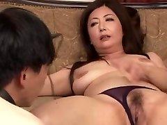 Japanese Aged Ayano Murasaki and Bondman (Uncensored)