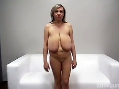 Alena aka Barbara - Huge udders sex