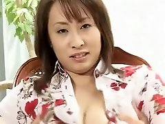 Crazy Chinese whore in Exotic Big Funbags, Mature JAV movie