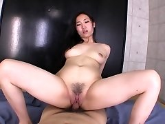 Momoi Sanae Endures Sex And A Full Japanese Creampie
