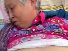 Very Nice Chinese Grandmother Getting Fuck