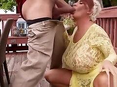 Milf loves a big hard cock