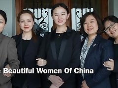 The Jaw-dropping Women Of China