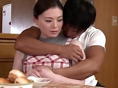 True Mother-To-C***d Adultery Forbidden Fucking Between Mom And Son - Akari Asakura