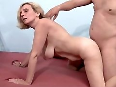 Killer blonde mature