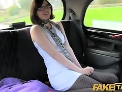 FakeTaxi - She loves railing a big jizz-shotgun