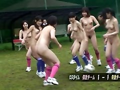 After a nude soccer game a blow-job is the best