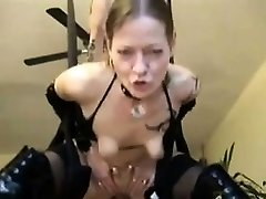 German rectal with ugly milk cans Sonia from 1fuckdatecom