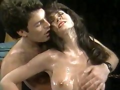 Huge-chested Wrestling Babes (1986)