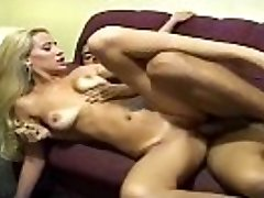 Couple fuck at home