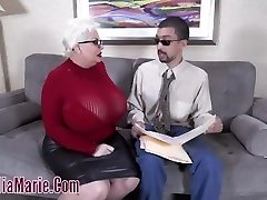 Fat Caboose Monster Saggy Tit Plump Whore Claudia Marie Smashed