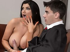 Ex Wife Assfucked By Judge Jordi
