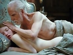 Emily Browning - Teen girl sex with old man, Utter Frontal Nakedness, Bush