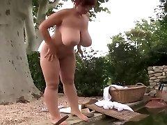 Big tits Stepmother