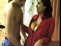 Indian Secretary Sucks And Fucks
