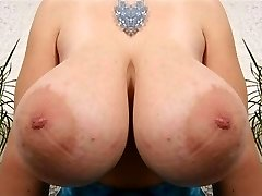 THE MOST Gorgeous NATURAL BIG BREASTS 2