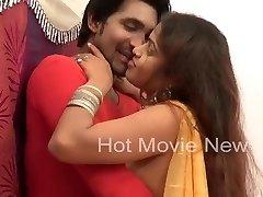 Hot desi shortfilm 29 - Boobs pressed, kissed & navel kissed, super hot smooches