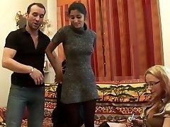 Casting first-timer Indian girl - Telsev