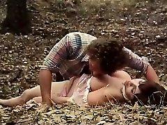 Desiree Cousteau, Joey Silvera in classic porno scene with