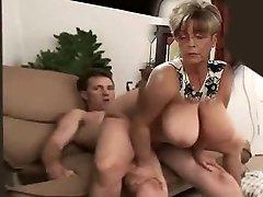 big bap milf rides cock