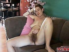 Busty model ass fuck-fest