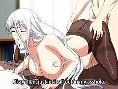 Student KNIGHT PURE WHITE PANTIES EP1