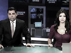 Bra-less Nipples Live News