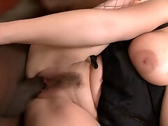 Johnny B Fucks Ginormous Titted Hairy Pussy Of Sofia