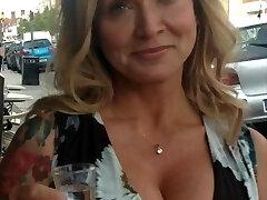 Quick jack off compilation granny cleavage big tits