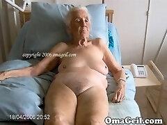 Omageil Stor samling gamle bestemødre og senio