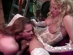 Hottest pornstar Bunny Luv in crazy cunnilingus, gonzo porn clip