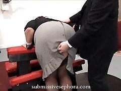 Cougar secretary pays the price