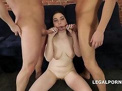 Sandra Seymour Balls Deep Caboose Fuck