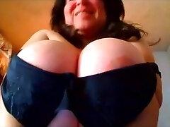 More phat juggs mature latina