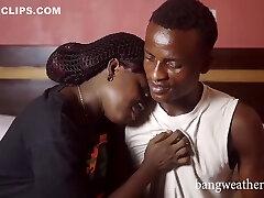 seksi afrikaname
