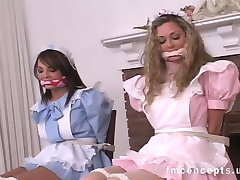Bondage Maid Cafe
