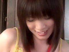 Exotic Chinese model in Finest Fetish JAV movie