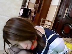 Teenage Asian Bdsm And Pussy Torture Of Japanese Tige