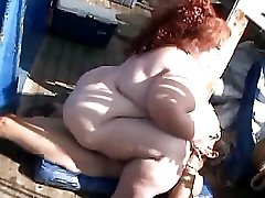 plumper boat on top