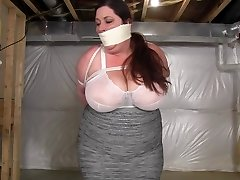 Fun punished in bondage