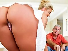 Ryan Conner & Bill Bailey in Take A Seat On My Man Rod - Brazzers