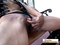 ugly thin with big clit