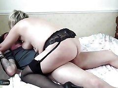 AgedLovE Mature BBW Blonde Alisha Xxx