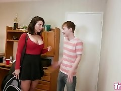 Trickery - Busty PAWG Ivy Labelle tricked into fuck-fest