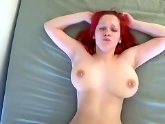Orgasmic bouncing boobs fucked rock-hard by young Bf