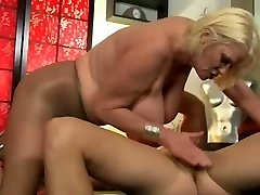 BBW Granny in Assfucking Scene 220.SMYT