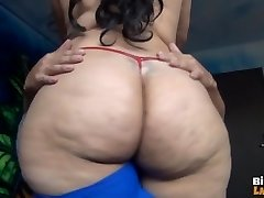 LATINA FUCKS LIDDLE Spunk-pump PART 2