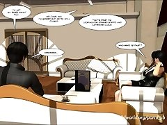 3D Comic: Vox Populi. Sequence 4