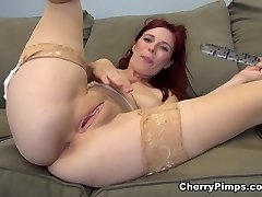 Exotic porn industry star Penny Pax in Hottest Solo Girl, Stocking porn movie